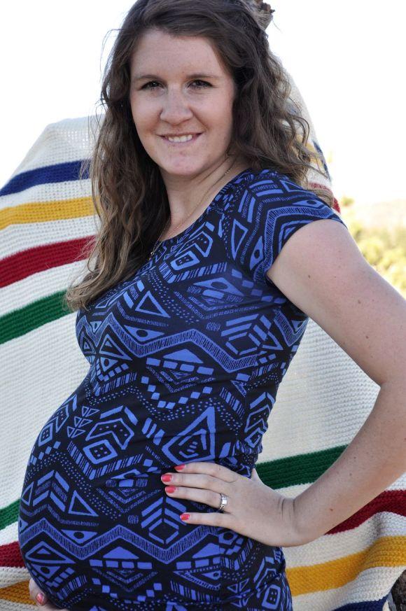 R.Simple Life | Pretty Pregnant Mama