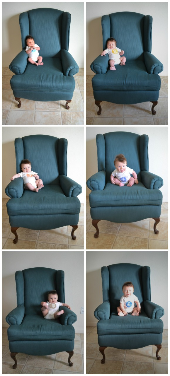 R.Simple Life | Harry's Six Months Old