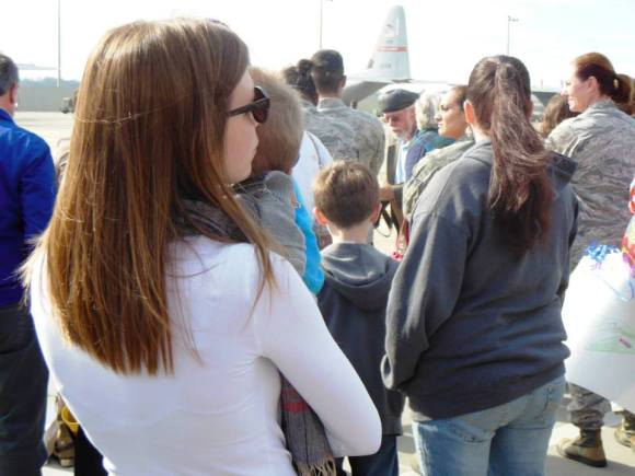 Coming home from a deployment | R.Simple Life