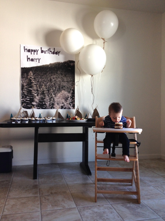 A Teepee Birthday Party | R.Simple Life