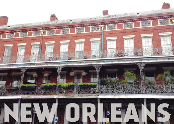 A Mini Vacation to New Orleans | R.Simple Life