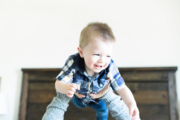 Family Lifestyle Pictures from Christy Nicole Photography